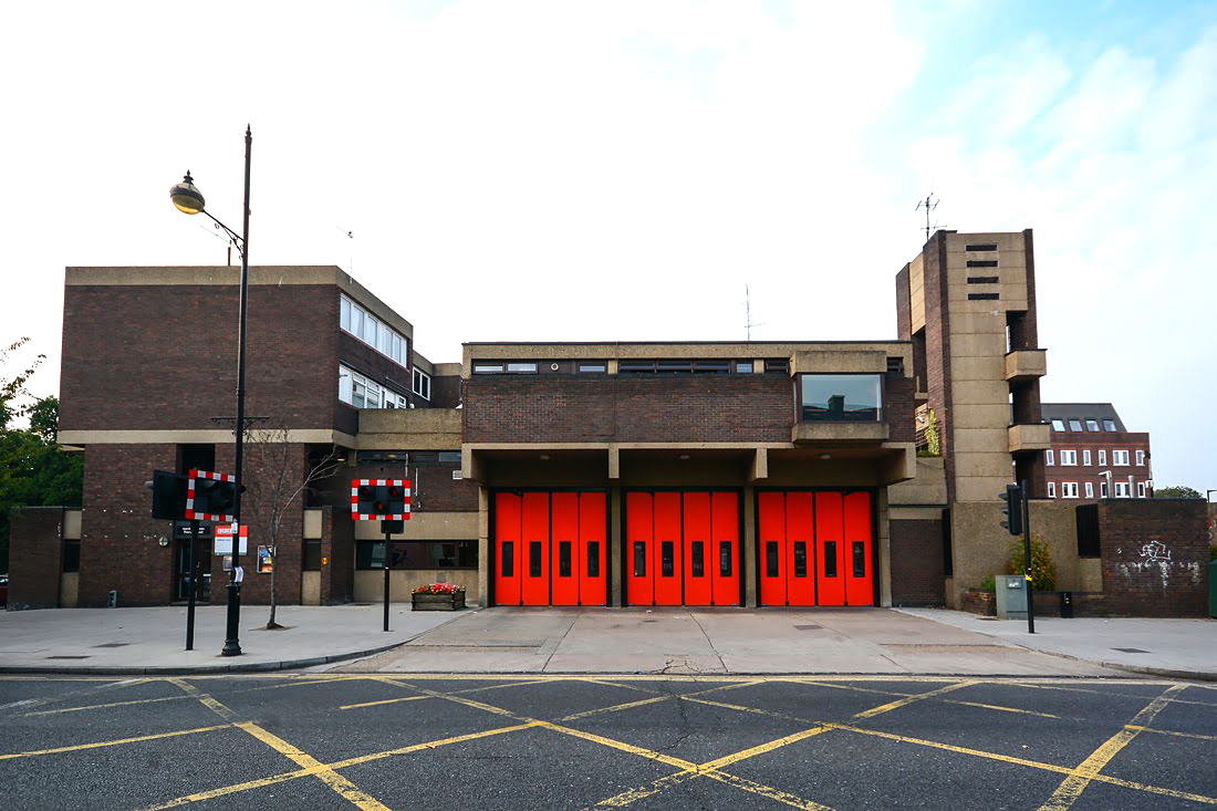 Bethnal Green Firestation